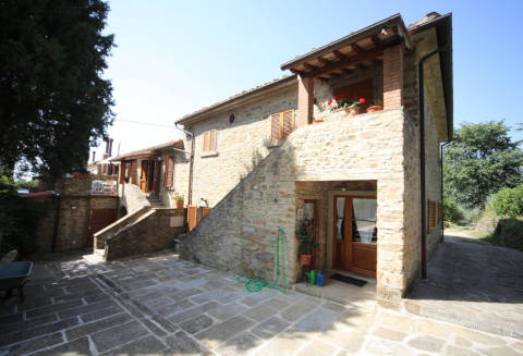 Picture of B&B CASA PODERE SAN FIRENZE  of AREZZO