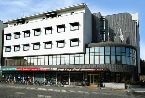 Picture of HOTEL ALEXANDER of CESENA