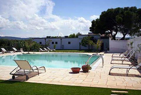 Foto HOTEL MASSERIA L'OVILE di OSTUNI