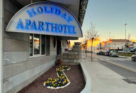 Picture of HOTEL RESIDENCE AH APPART HOTEL HOLIDAY of LIGNANO SABBIADORO