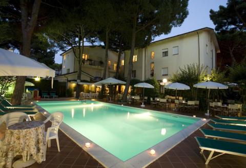 Picture of HOTEL LA TAVERNETTA of MARINA ROMEA