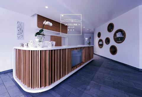 Foto HOTEL LA COLLINA  & SPA di OLIVETO CITRA