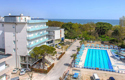 Foto HOTEL BEAU SOLEIL di CESENATICO
