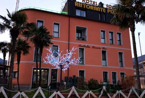 Foto HOTEL SOCRATE di LAVENA PONTE TRESA