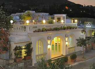 Photo HOTEL  ROSETTA a ISCHIA