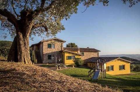 Foto AGRITURISMO IL POGGIO DELLE GINESTRE di TORGIANO