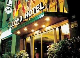 Picture of HOTEL LLOYD of MILANO