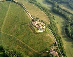 Picture of AGRITURISMO LE ROCCHE DI VALIANO of CASTELNUOVO BERARDENGA