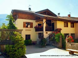 Picture of AGRITURISMO AGRIHOUSE of CAMPODENNO