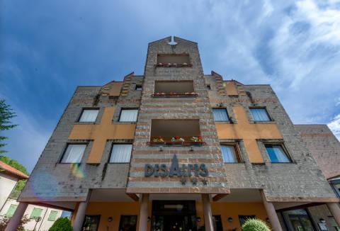 Foto HOTEL DES ALPES di ROSTA