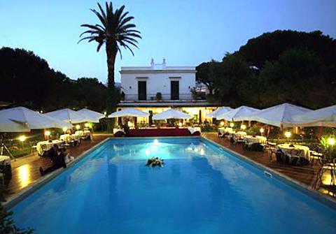 Foto HOTEL VILLA DE VIVO  di TORRE DEL GRECO