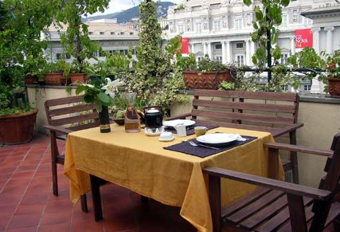 Foto B&B BED AND BREAKFAST LA TERRAZZA di GENOVA