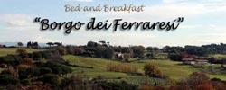 Foto B&B BORGO DEI FERRARESI  di SACROFANO