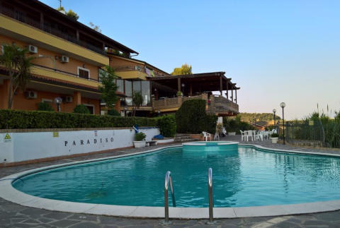 Foto HOTEL PARADISO COUNTRY HOUSE di PESCARA