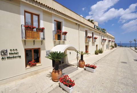 Foto HOTEL AL MADARIG di CASTELLAMMARE DEL GOLFO