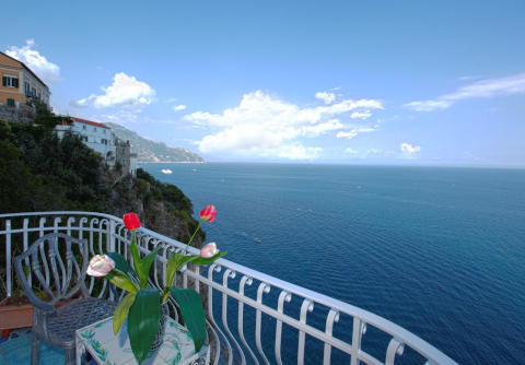 Photo HOTEL  LA NINFA a AMALFI