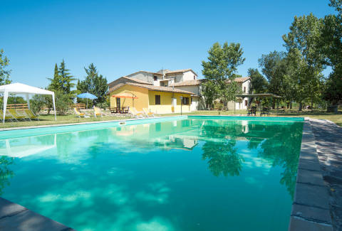 Picture of CASA VACANZE COUNTRY HOUSE CASA CANTONE of BEVAGNA