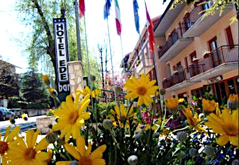 Foto HOTEL  EDE di CARAMANICO TERME