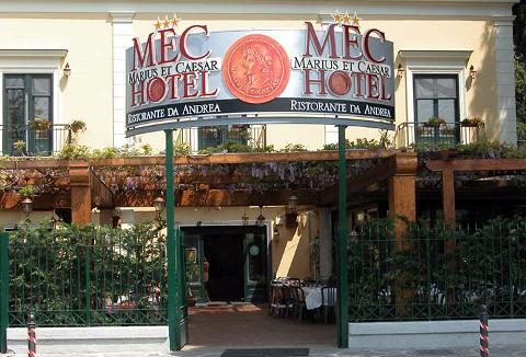 Picture of HOTEL  M.E.C. of POMPEI