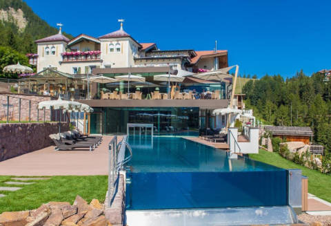 Photo HOTEL SPA RESORT ALBION a ORTISEI