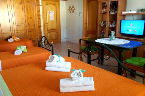 Foto B&B BED & BREAKFAST DA PINA di CABRAS