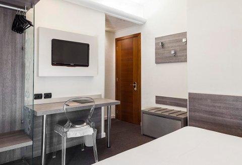 Foto HOTEL  DES ETRANGERS di MILANO