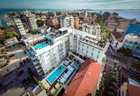 Foto HOTEL  ITALIA PALACE di LIGNANO SABBIADORO