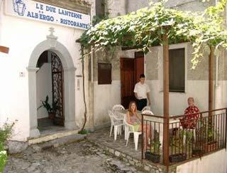 Picture of HOTEL LE DUE LANTERNE of AIETA