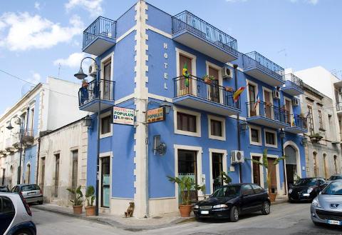 Foto HOTEL  POPULUS di SIRACUSA