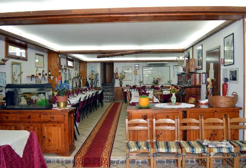 Foto HOTEL LA PANORAMICA 89 di PESCASSEROLI