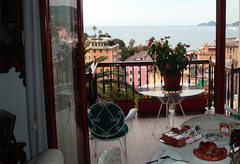 Photo B&B LA TERRAZZA SUL TIGULLIO a RAPALLO