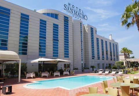 Foto HOTEL  SAN MAURO di CASALNUOVO DI NAPOLI