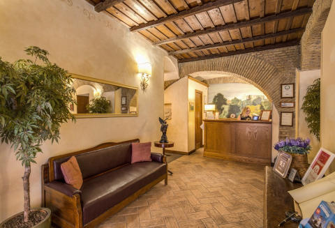 Photo HOTEL RESIDENZA SANTA MARIA a ROMA