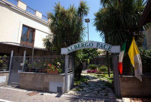 Foto HOTEL ALBERGO PACE di POMPEI