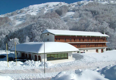 Foto HOTEL CLUB  KRISTIANIA di SAN MASSIMO