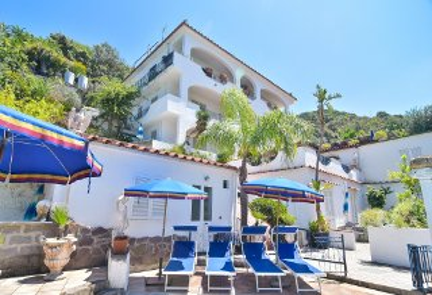 Fotos HOTEL  VILLA  FIORENTINA von CASAMICCIOLA TERME
