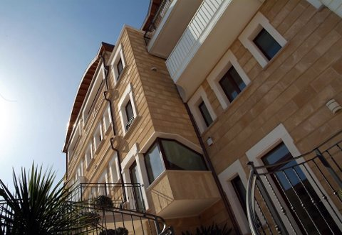 Foto HOTEL ALBATRES PALACE  di SAN VITO DEI NORMANNI