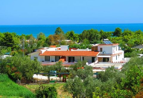 Picture of HOTEL RESIDENCE  VILLA ASCOLI of VIESTE