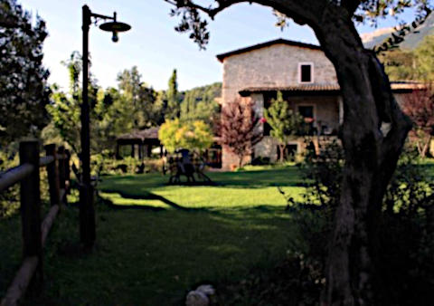 Foto B&B LOCANDA DEL BARONE BED & BREAKFAST di CARAMANICO TERME