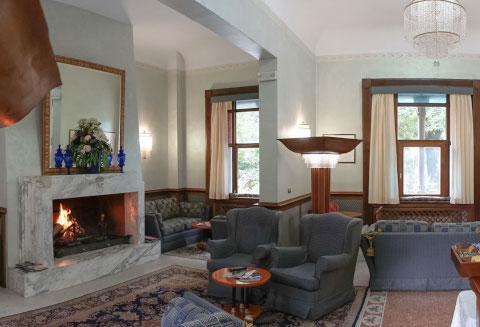 Foto HOTEL  VILLA MON REPOS di PESCASSEROLI