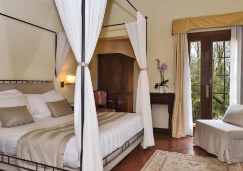 Foto HOTEL BORGO SAN LUIGI di MONTERIGGIONI