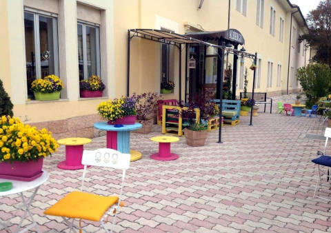 Foto HOTEL  PORTA RIVERA di L'AQUILA
