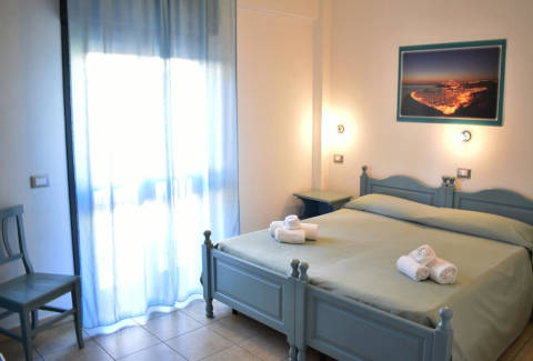 Foto HOTEL RESIDENCE AMPURIAS di CASTELSARDO