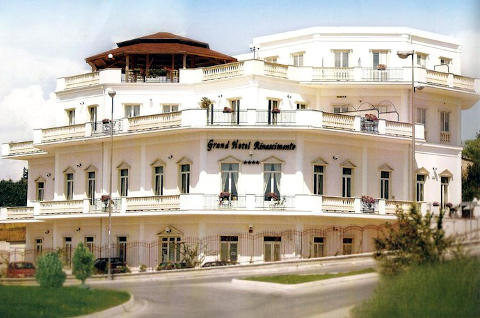 Photo HOTEL GRAND  RINASCIMENTO a CAMPOBASSO