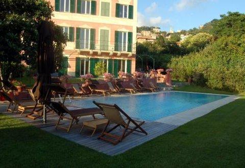 Foto HOTEL VILLA ROSMARINO MAISON DE CHARME di CAMOGLI