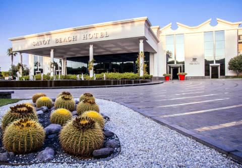 Foto HOTEL SAVOY BEACH  di PAESTUM