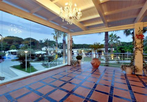Foto HOTEL ESPLANADE BOUTIQUE  di PAESTUM