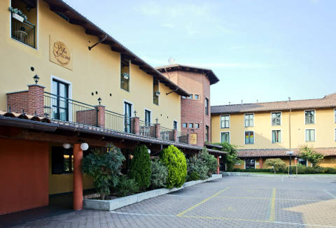 Picture of HOTEL  VILLA GLICINI of SAN SECONDO DI PINEROLO
