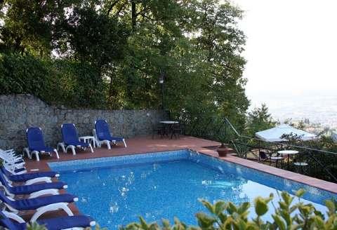 Foto HOTEL ALBERGO BELLAVISTA di LAMPORECCHIO