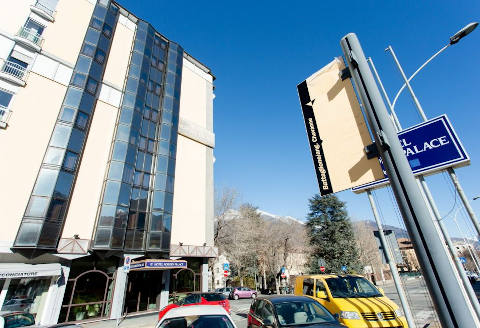 Photo HOTEL NORDEN PALACE a AOSTA